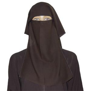 003618 three piece niqab BYU2K 19672