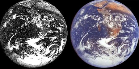 a tale of two earths QDsOQ 17334