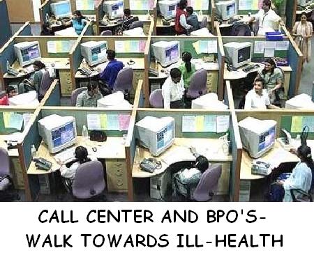 call center and health hazards 20