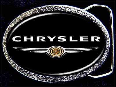 chrysler logo 816RT 3868