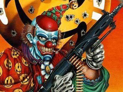 clowns bill christmas dVb2x 2064
