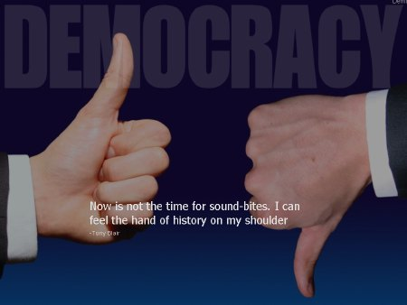 democracy quote Rswt6 18344