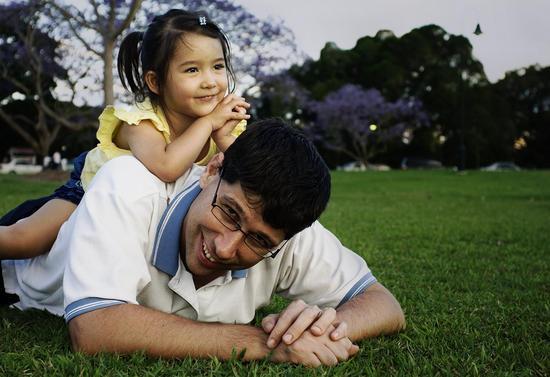 father and daughter  eKKVu 21602