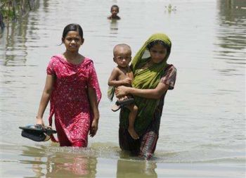 flood in india up bihar