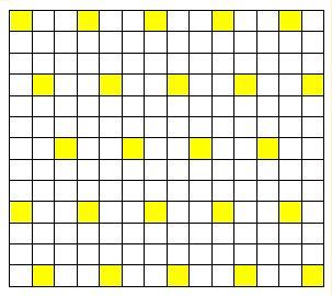 flower light large grid GaPOm 38052