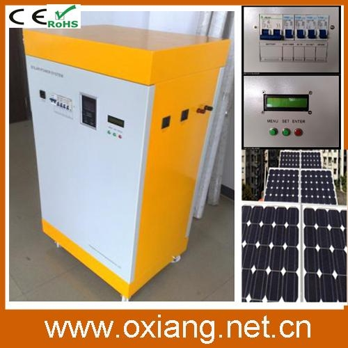 home solar power generator system EHmxE 38965