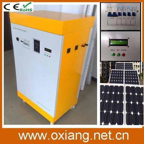 home solar power generator system EHmxE 38965