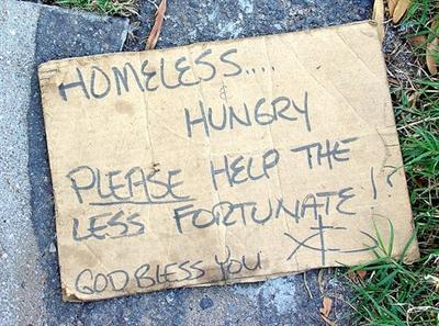 homeless 1 15992