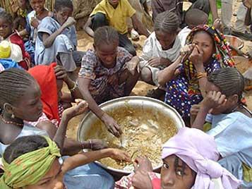 hunger crises and food aid ev6Mg 3868