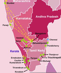 india south 26