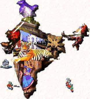 india map GUQ1I 16298