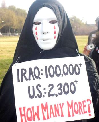 iraq war protests 1 18