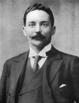 He was the Managing Director and Chairman of White Star Line who escaped on a lifeboat