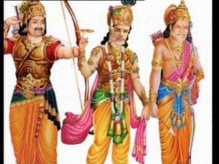 mahabharat in bjp