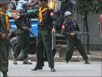 military junta myanmar india