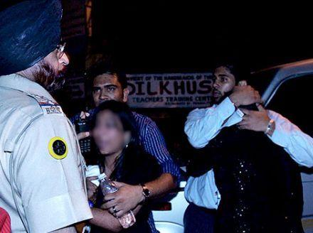 mumbai molestation111