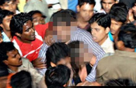 mumbai molestation