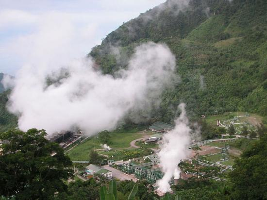 philippine geothermal plant a8bbF 16638