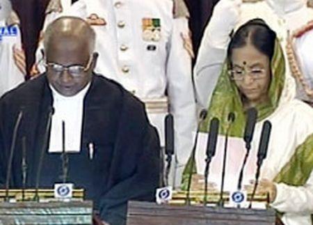 pratibha patil woman president