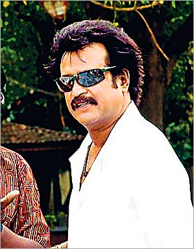 rajinikanth to be picturized into animation 38