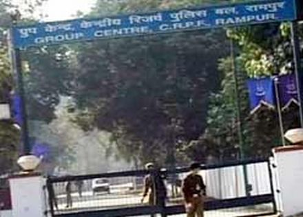 rampur crpf camp attacked