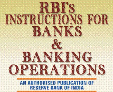 rbi guidelines to banks22 26