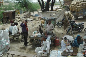 rural market india