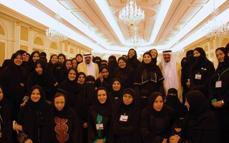 saudi arabia king a and the women NnLjG 16105