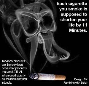 smoking YntKD 17494