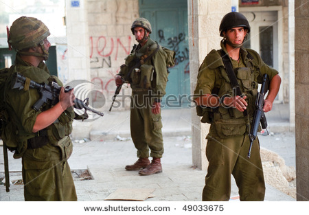 stock photo bethlehem palestinian areas may soldie