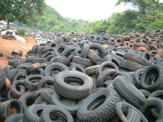 tyre landfills iaMIE 25018