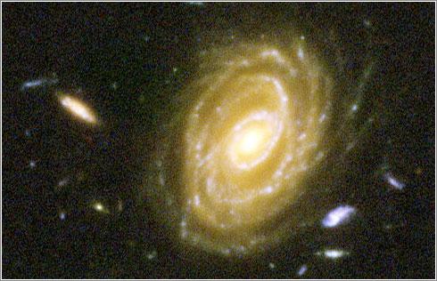 vistazo universo profundo 4SCrg 16085