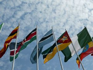 Africa-Flags