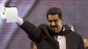 Maduro TP Venezuela
