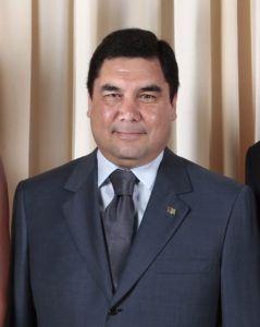 Gurbanguly_Berdimuhammedov_with_Obamas_cropped