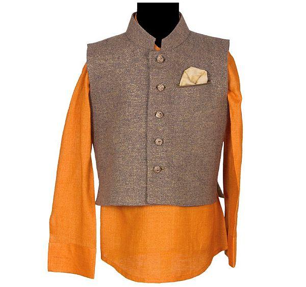 kurta and jacket_3