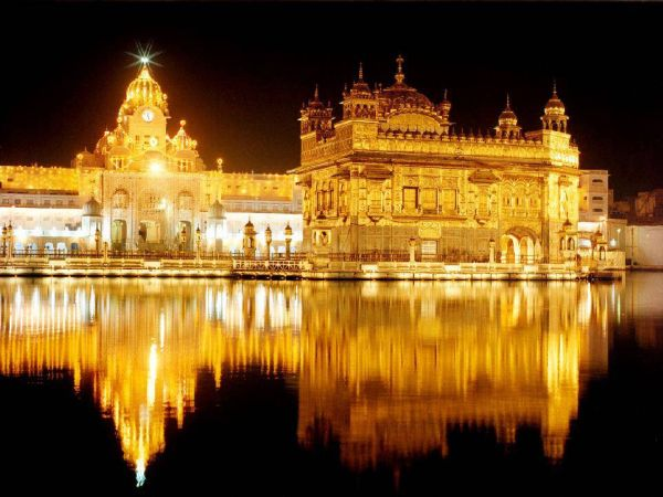 Golden Temple Punjab
