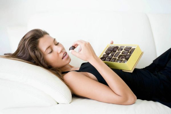 eat Chocolate to increase labido