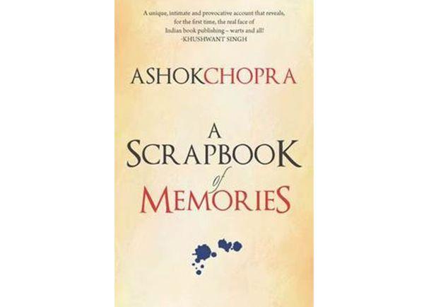 A Scrapbook of Memories 1