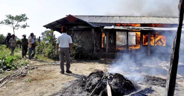 Assam's Adivasis attacked