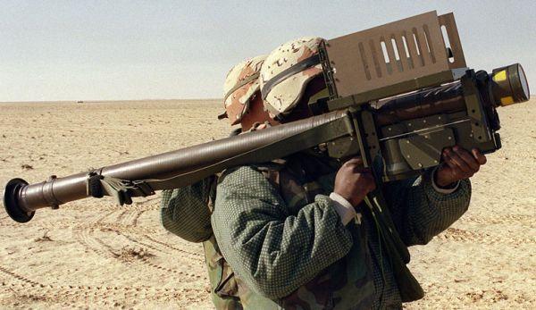 FIM -92 Stinger MABPADs