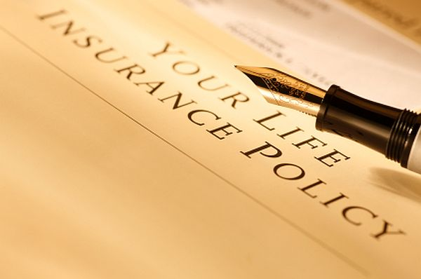Sign an Insurance policy
