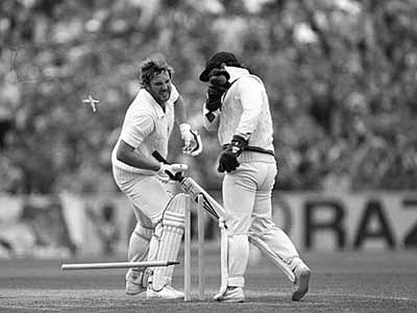 Rodney Marsh AND  Ian Botham