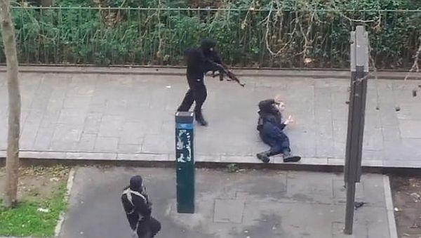 attack on Charlie Hebdo