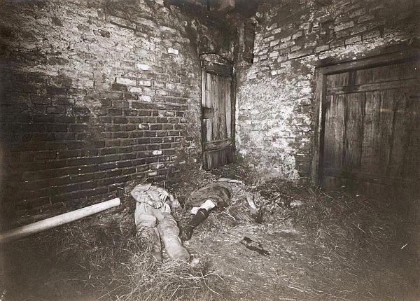Hinterkaifeck farmstead murder mystery