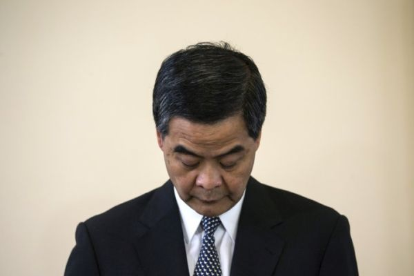 Chief Executive of Hong Kong, CY Leung