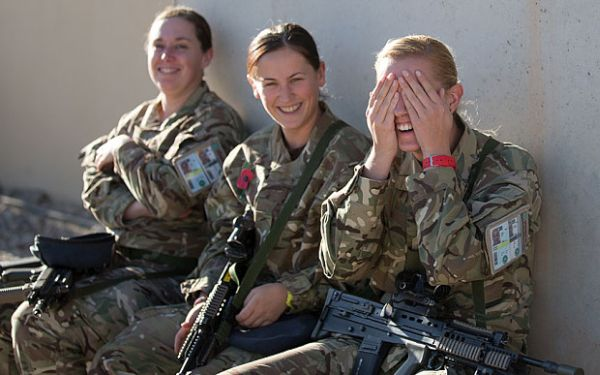 Final Preparations Are Made For British Troop Withdrawl From Kandahar