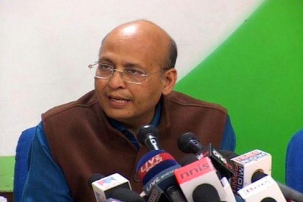 Abhishek Singhvi