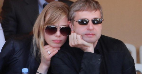 Dmitry Rybolovlev and Elena Rybolovlev