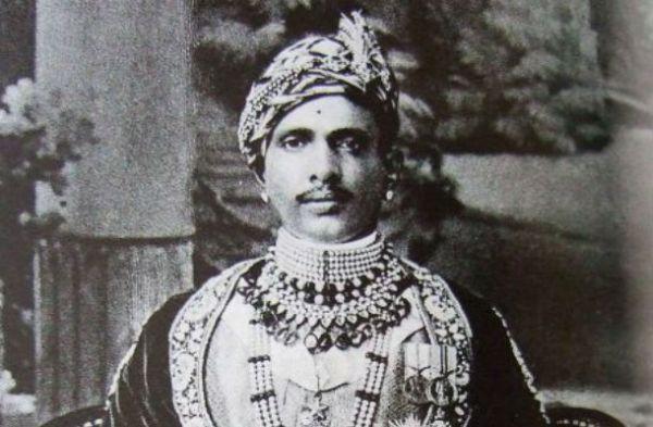 Maharaja Jay Singh of Alwar